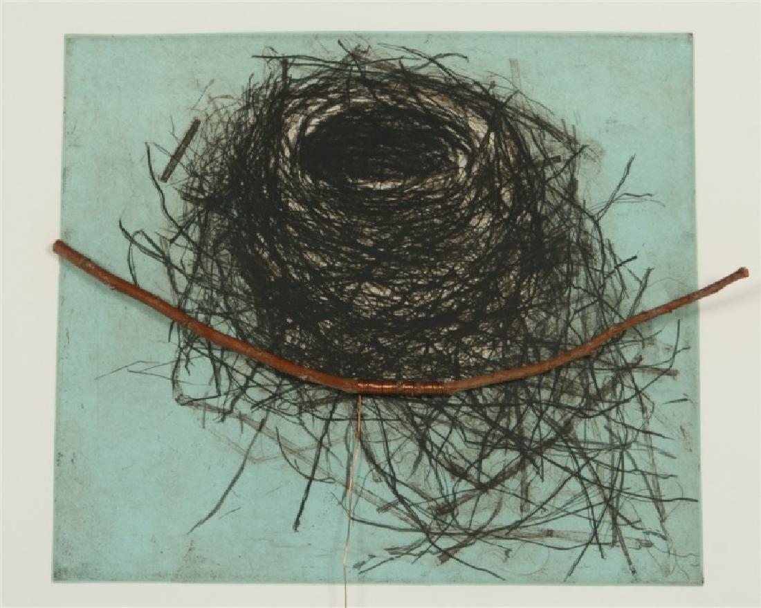 """Paula Schuette Kraemer, """"Bird House"""" - 2"""