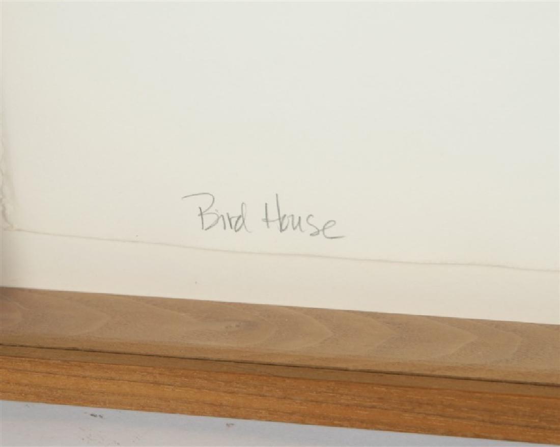 """Paula Schuette Kraemer, """"Bird House"""" - 4"""