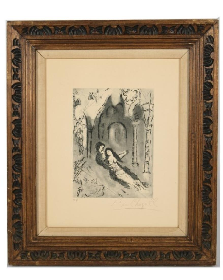 "Marc Chagall (Russian/French, 1887-1985) ""Granadaâ€"