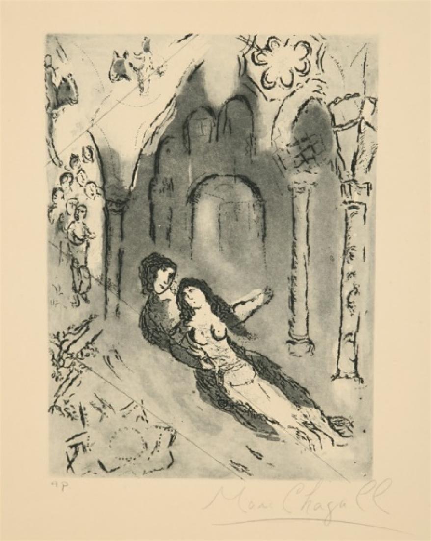 "Marc Chagall (Russian/French, 1887-1985) ""Granada†- 2"