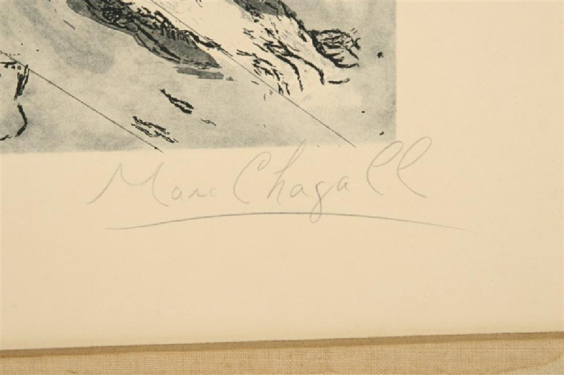 "Marc Chagall (Russian/French, 1887-1985) ""Granada†- 3"