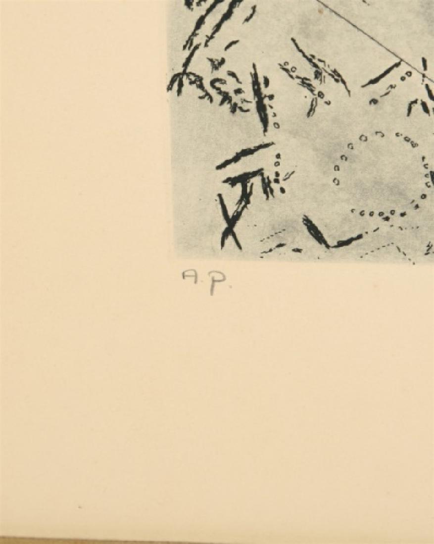 "Marc Chagall (Russian/French, 1887-1985) ""Granada†- 4"