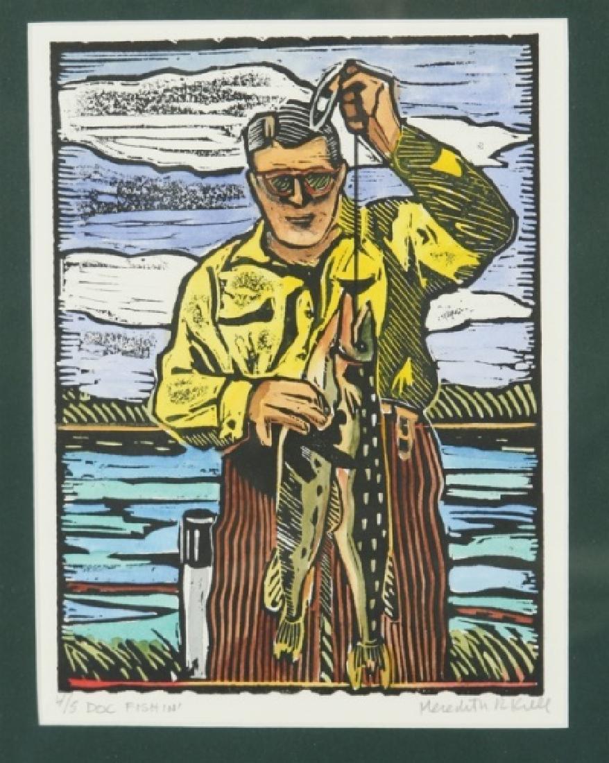 "Meredith Krell (American), ""Doc Fishing"""