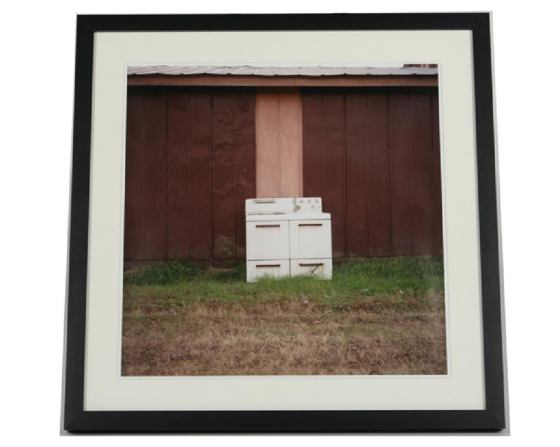 "J.W. Lawson, ""Stove, Highway 64, Tennessee"""