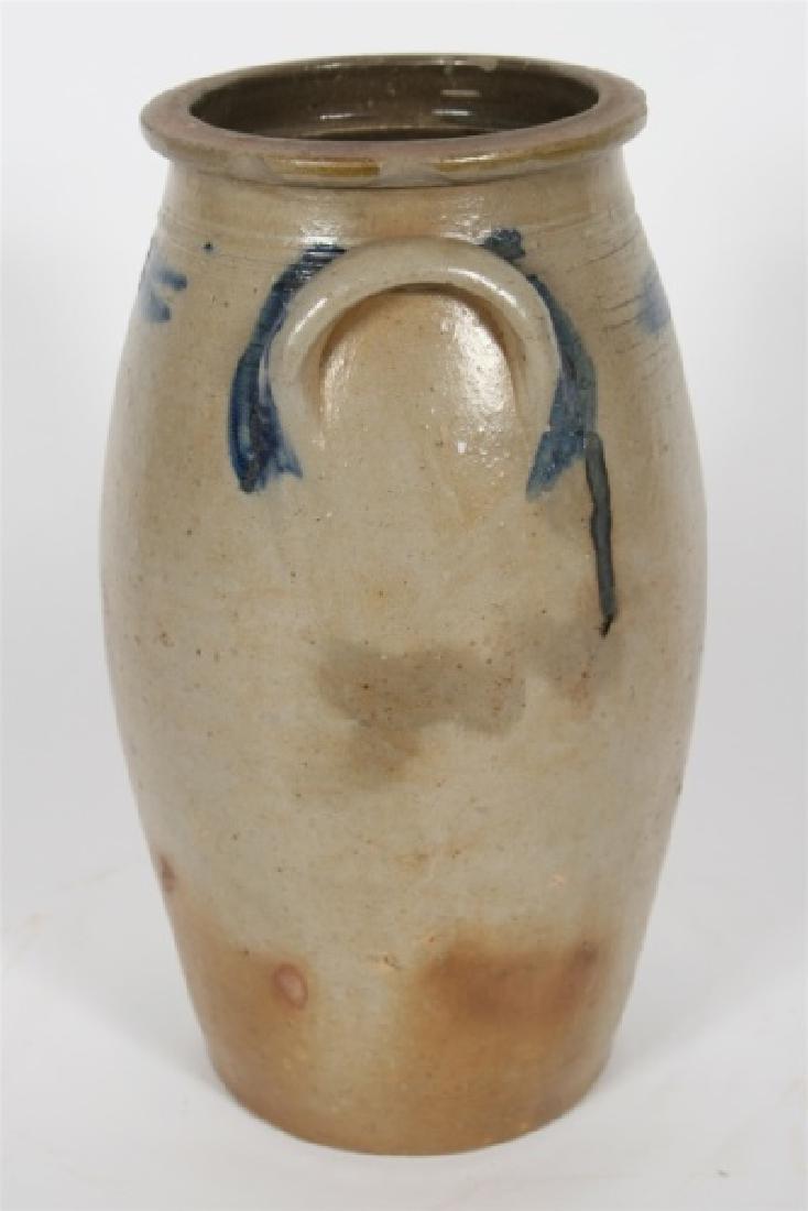 """Glazed Ceramic """"Butter Churn"""" - 3"""