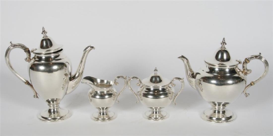 Henry Birks & Sons (Canadian), Sterling Tea Set