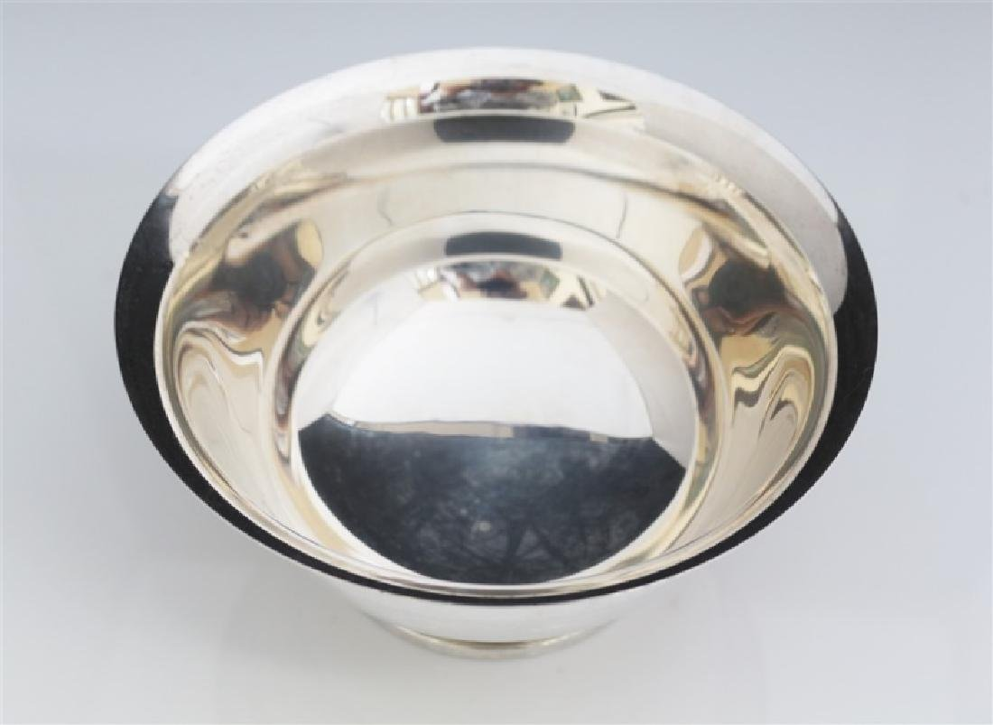 Manchester, Sterling Reproduction Paul Revere Bowl - 4