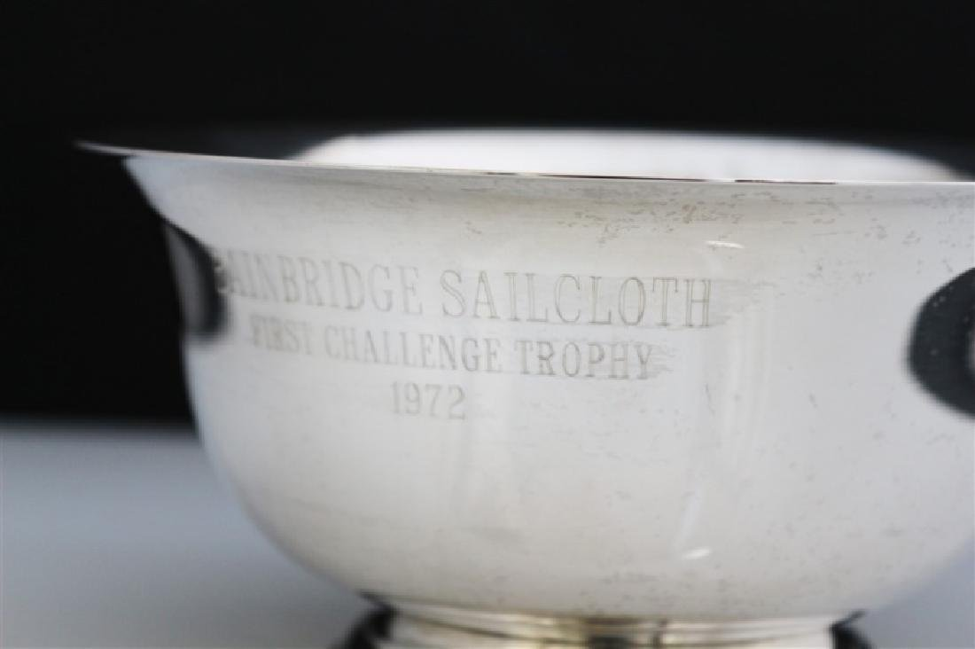 Manchester, Sterling Reproduction Paul Revere Bowl - 6