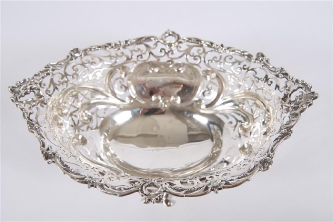 Gorham Silver, Sterling Silver Bon Bon Dish - 2