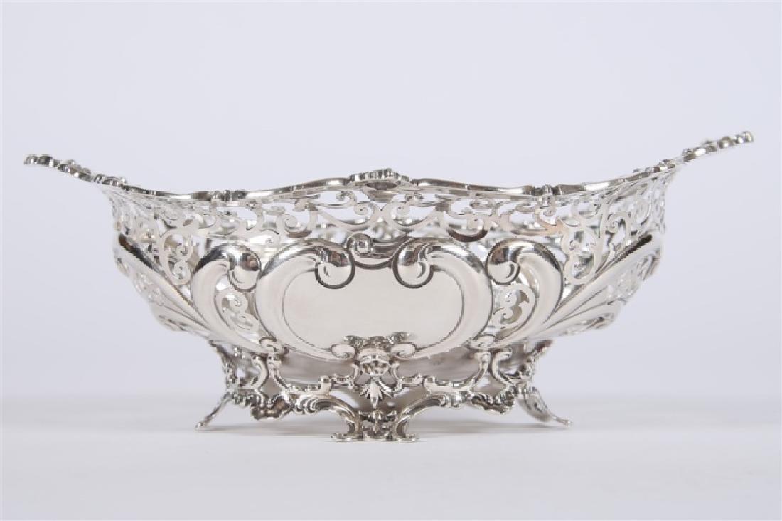 Gorham Silver, Sterling Silver Bon Bon Dish - 4