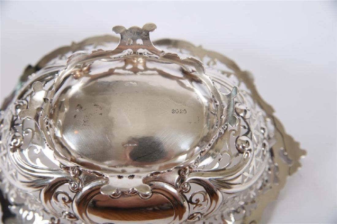 Gorham Silver, Sterling Silver Bon Bon Dish - 5