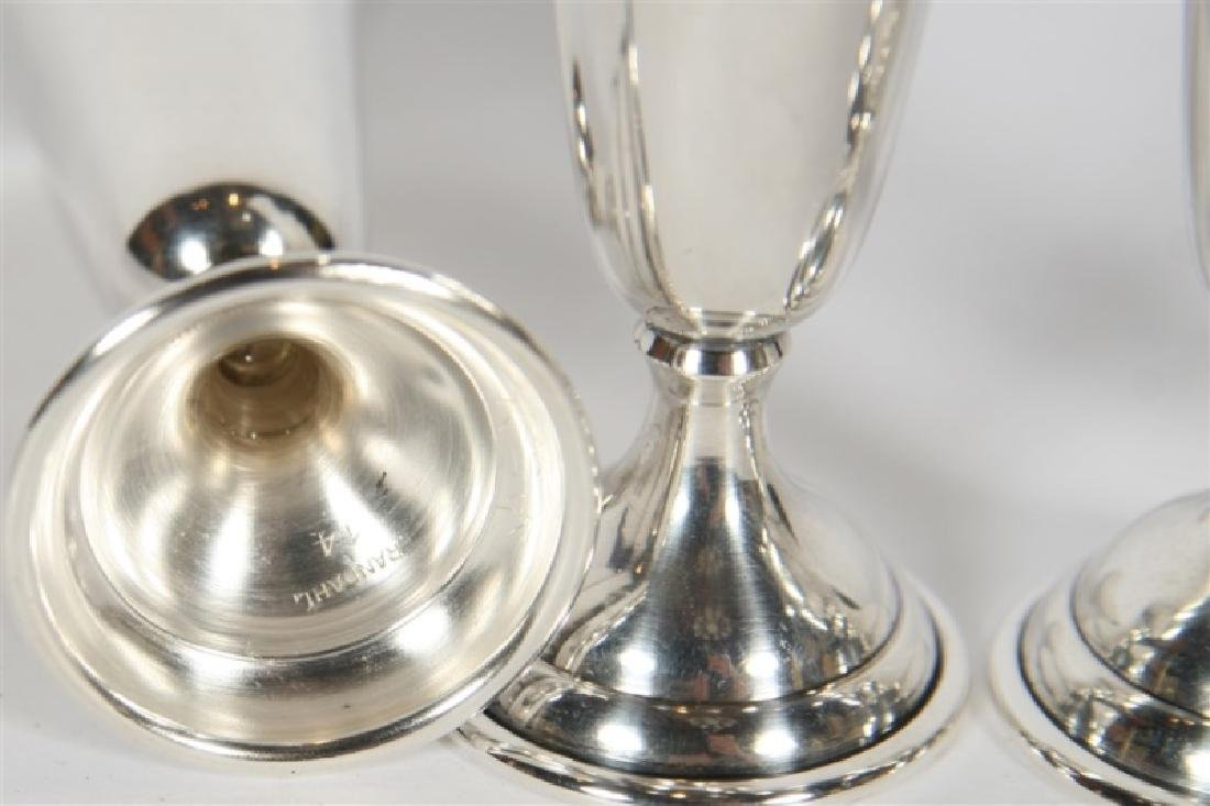 Randahl, Set of Four Sterling Silver Cordials - 3