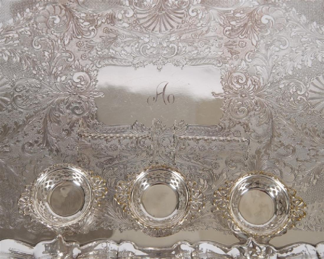 Collection of Decorative Silver Plate Articles - 4