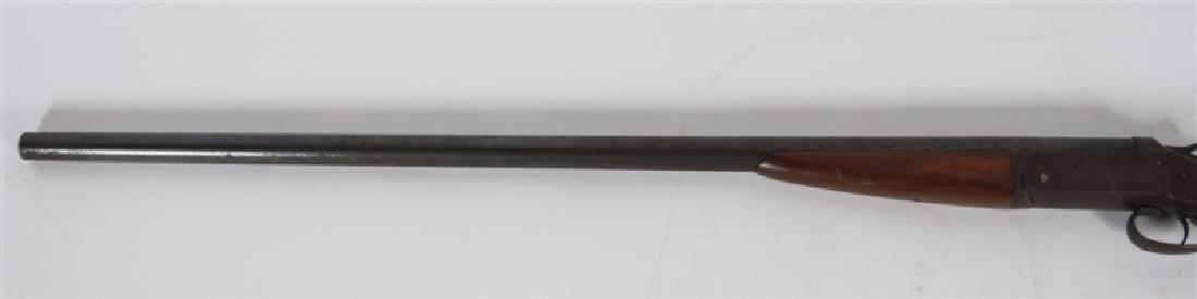 Iver Johnson 12 GA John M Smyth Shotgun - 3