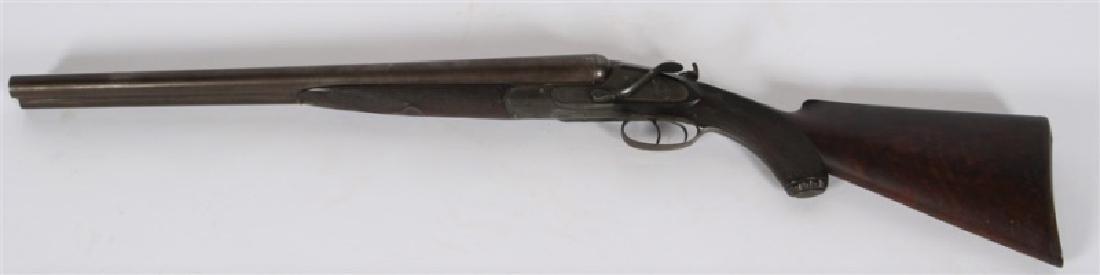 D.M. Lefever, Side Cocking Hammerless Shotgun