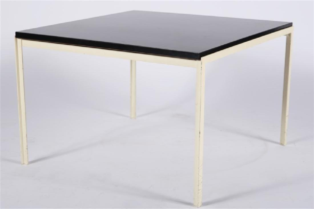 "Florence Knoll, ""T"" Angle End Table"