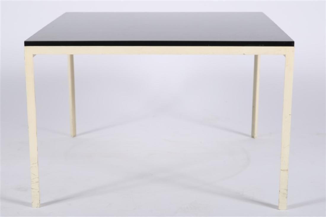 "Florence Knoll, ""T"" Angle End Table - 2"