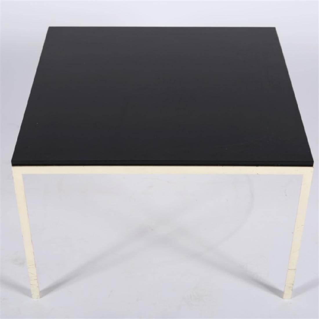 "Florence Knoll, ""T"" Angle End Table - 3"
