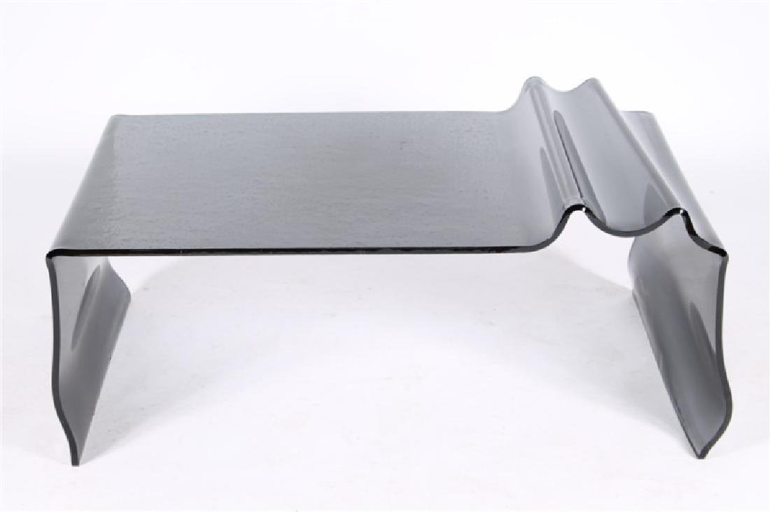 Contemporary Studio Glass Cocktail Table - 3
