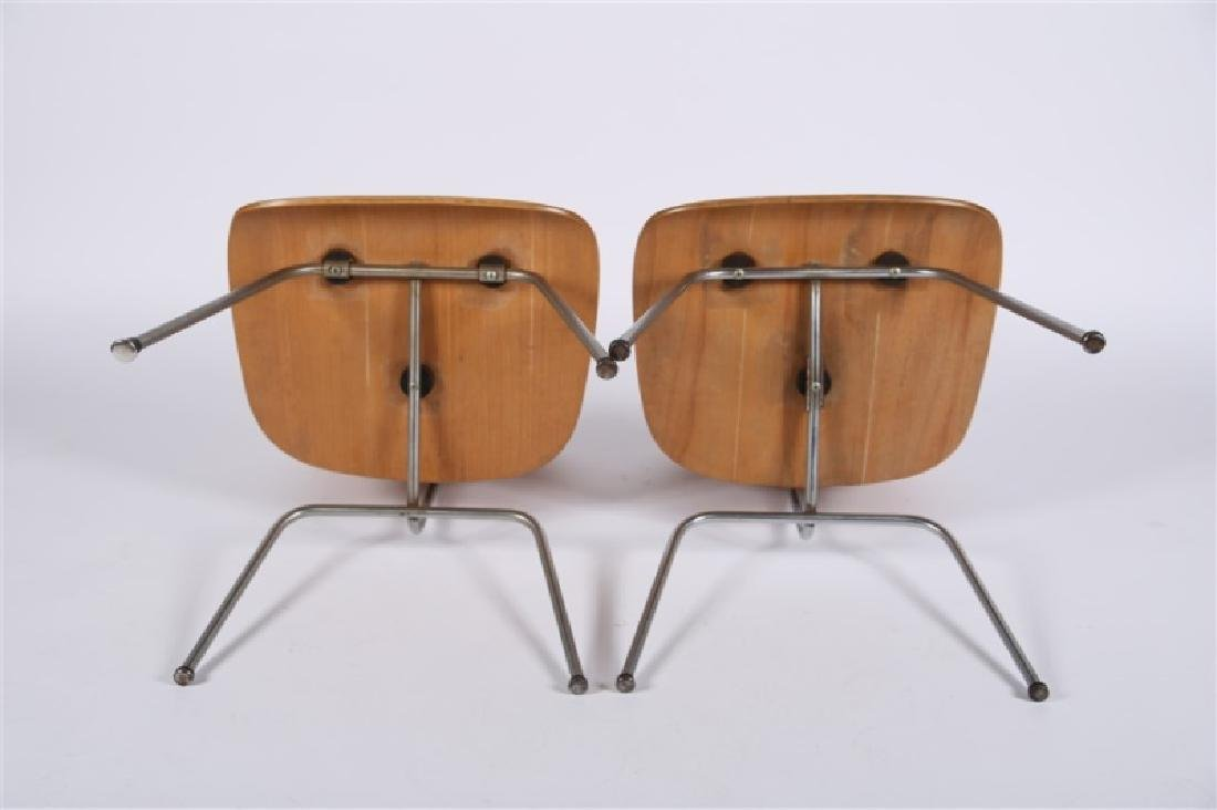 Eames for Herman Miller, Pair of DCM Chairs - 6