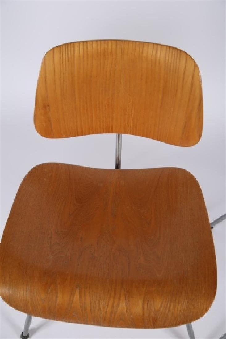 Eames for Herman Miller, Pair of DCM Chairs - 9