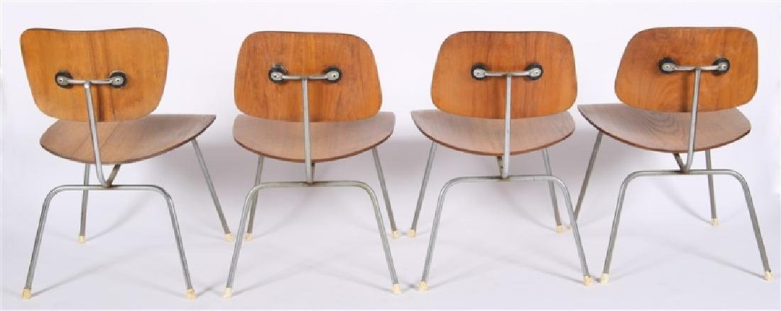 Eames for Herman Miller, Lot of Four DCM Chairs - 6