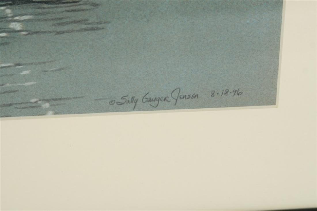 "Sally Gauger Jensen, ""Still Water Reflections"" - 5"