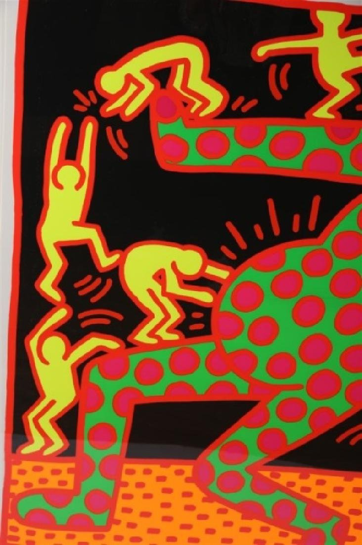 "Keith Haring (American), ""Fertility Series"" Print - 3"
