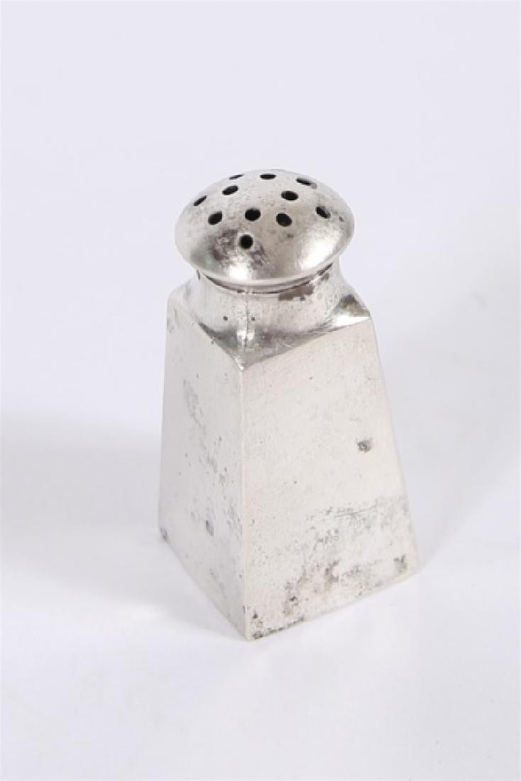 R. Wallace & Sons, Miniature Sterling Salt Shaker - 4