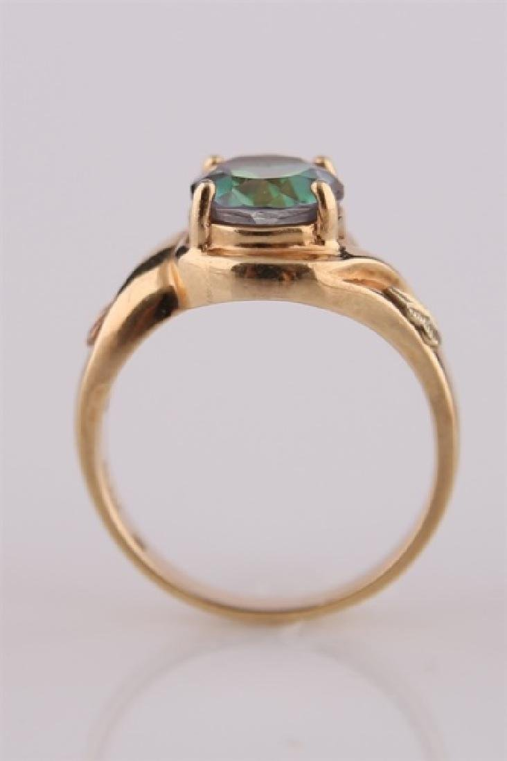 South Dakota Gold Co., 10kt Yellow Gold Ring - 2