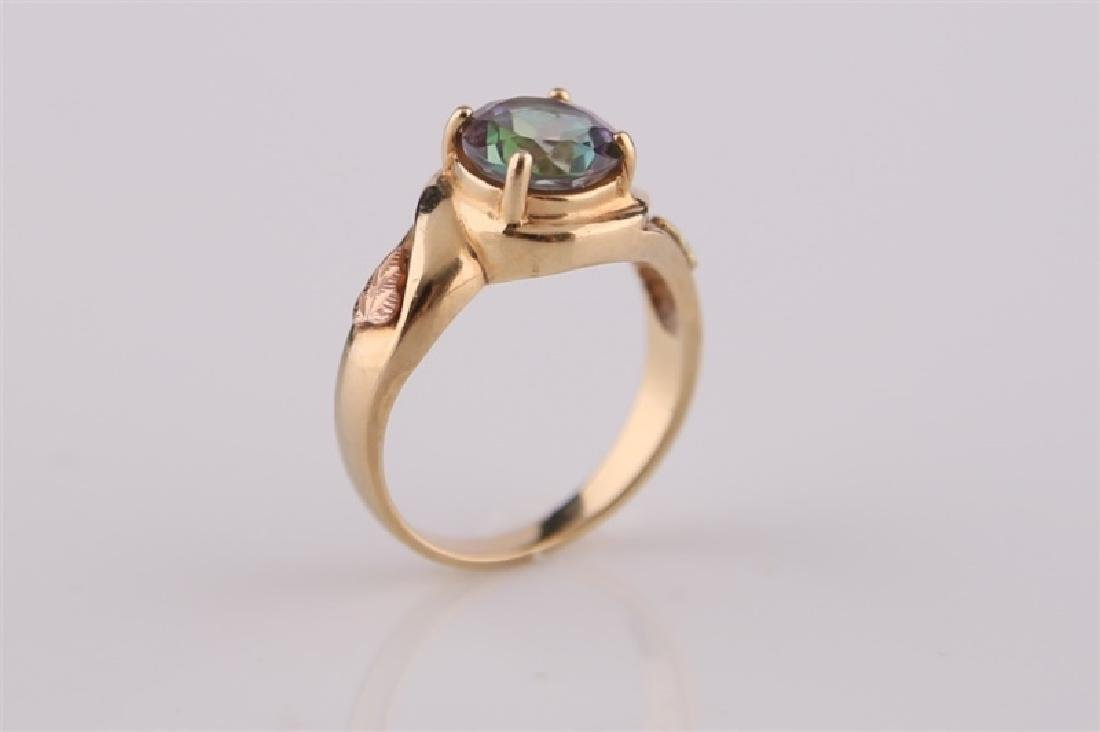South Dakota Gold Co., 10kt Yellow Gold Ring - 3