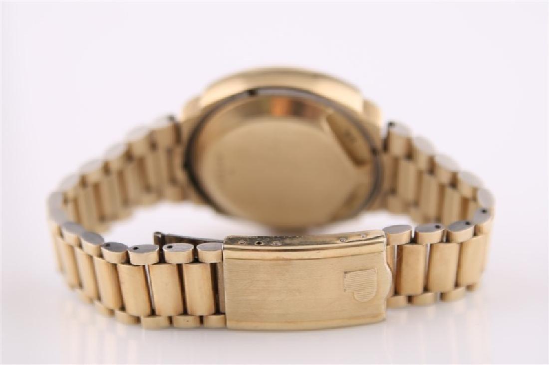Pulsar P2 LED 14kt Gold-Filled Wrist Watch - 3
