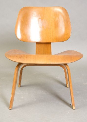 22: Eames Low Chair