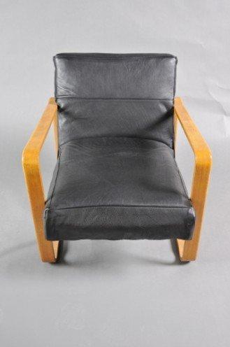 24: Mid Century Modern Aalto Style Chair