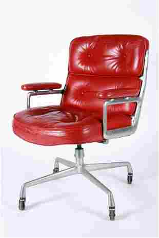 """Eames for Herman Miller, """"Time-Life"""" Chair"""