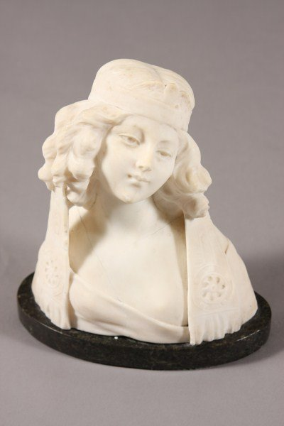 18: Unknown Artist, Continental, Early 20th C., Bust of