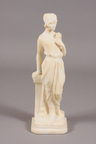 16: Unknown Artist, Continental, Early 20th C. Standing