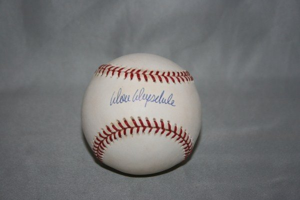 3: Don Drysdale Autographed Official NL Baseball