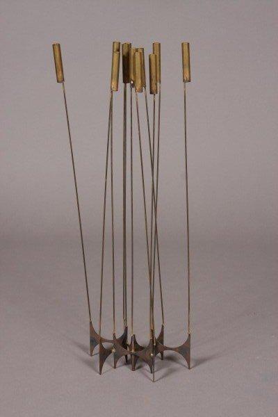 22: Mid-Century Modern Sound Sculpture, American, Unsig