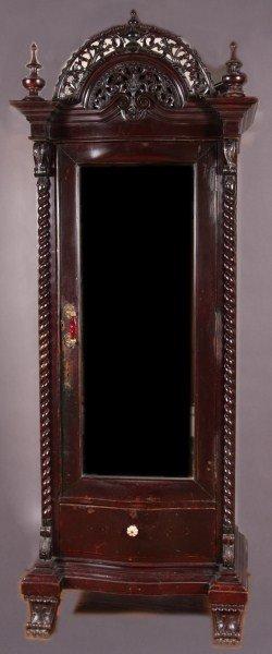 4: British Colonial Hardwood Wardrobe