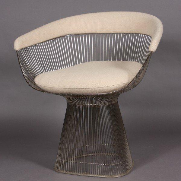 18: Knoll Warren Platner Chair