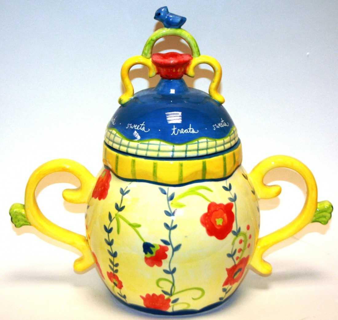 314 Kimberly Hodges For Cupcakes Cartwheels Teapot