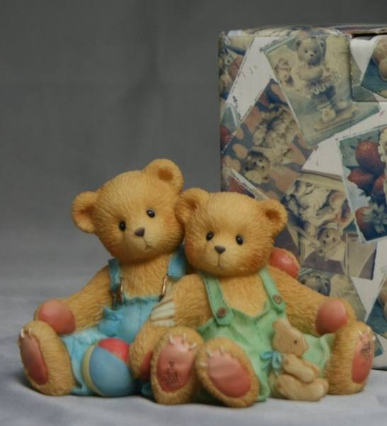 "481: Cherished Teddies Travis and Tucker  ""We're in Thi"