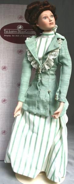 """499: The Ashton-Drake Galleries """"Penelope"""" Doll from """"P"""