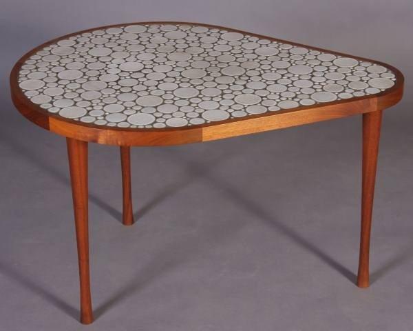 Mid-Century Side Table, Manner Of Gordon & Jane Martz