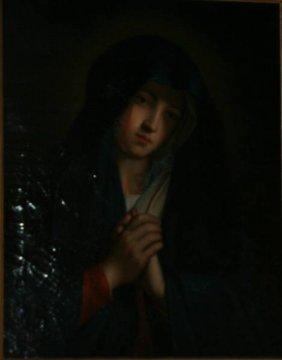 Unknown Artist (Continental, 19th C.) Dios Nun