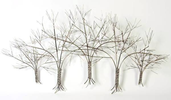 Manner of Curtis Jere, Trees, 20th Century