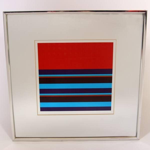 H. Barnard, Abstract Print