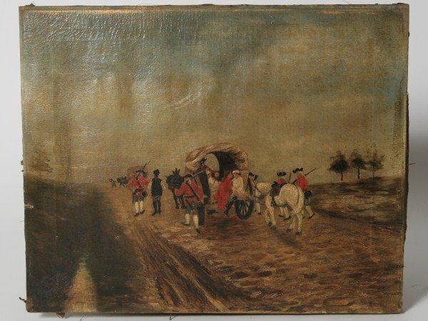 Unknown Artist ( Possibly 18th C.), War Scene