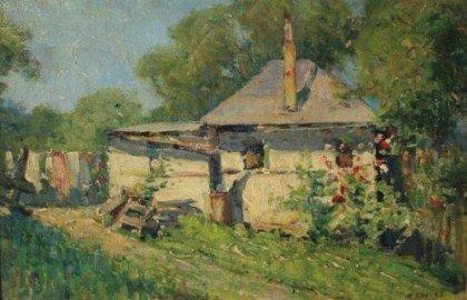 Karl Kappes (1861-1843), Cottage